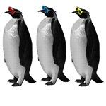 3 Penguins Leonard's Shirts
