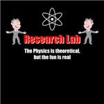 Research Lab Big Bang Theory