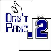 Don't Panic / 42