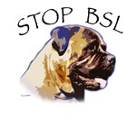 Bullmastiff Says Stop BSL