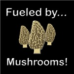 Fueled by Mushrooms
