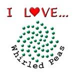 I Love Whirled Peas
