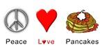 Peace Love Pancakes