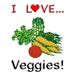 I Love Veggies