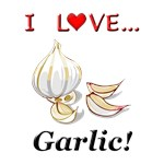 I Love Garlic