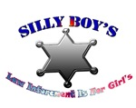 Silly Boys Law Enforcement is for Girls!