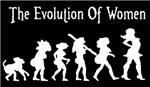 EVELUTION OF WOMEN