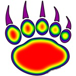 Bear Paw Heat Map
