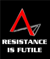 Resistance is Futile.