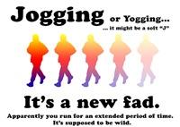 Yogging