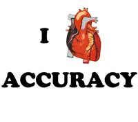 I <3 Accuracy
