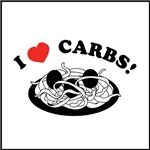I Love Carbs!