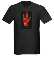 Red Hand T-Shirts