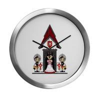 Clocks, Plates & Ornaments