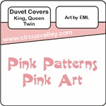 Pink Duvet Covers