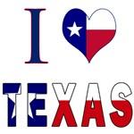 I Love Texas Fla