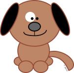 Brown Puppy
