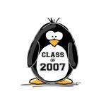 Class of 2007 Penguin