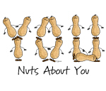 Nuts About You Peanuts