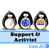 Support and Activist