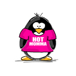 Hot Momma Penguin