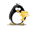 Trophy Winner Penguin