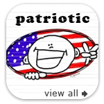 Patriotic T-shirts, Stickers and Military gifts.