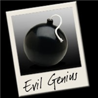 Evil Genius T-shirts and Gifts