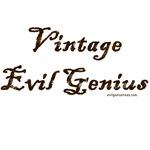 Vintage Evil Genius