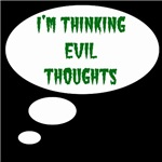 Thinking evil thoughts