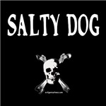 Salty dog pirate