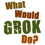 What would Grok do, color