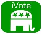 REPUBLICAN SHIRT GOP T-SHIRT ELECTION 2008