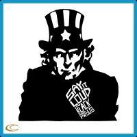 Uncle Sam Says It Loud