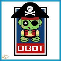 Pirate Zombie O'bot 2.1