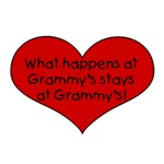 What happens at grammy's stays at grammy's