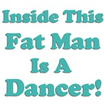 Inside This Fat Man Is A Dancer