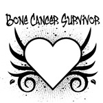 Bone Cancer Survivor Tattoo Shirts & Gifts