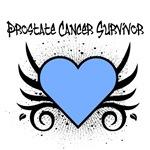 Prostate Cancer Survivor Tattoo Shirts & Gifts