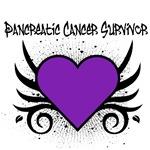 Pancreatic Cancer Survivor Tattoo Shirts & Gifts