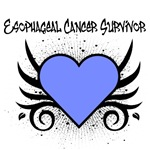 Esophageal Cancer Survivor Tattoo Shirts & Gifts