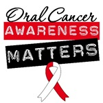 Oral Cancer Awareness Matters Shirts & Gifts