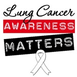 Lung Cancer Awareness Matters Shirts & Gifts