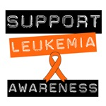 Support Leukemia Cancer Awareness T-Shirts & Gifts