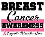 Breast Cancer Awareness T-Shirts & Gifts