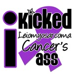 I Kicked Leiomyosarcoma's Ass Shirts