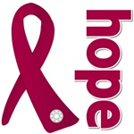 Multiple Myeloma Hope Ribbon Shirts and Gifts