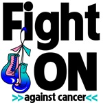 Fight On Against Thyroid Cancer Shirts