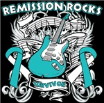 Remission Rocks Cervical  Cancer Shirts