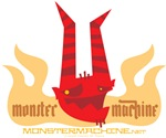 Monster Machine Comic Ware